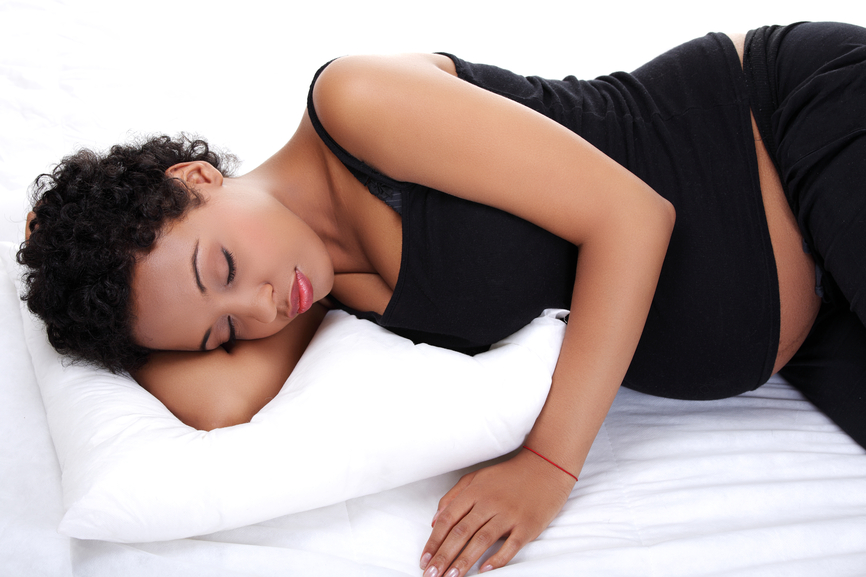 Posturas para dormir durante el embarazo