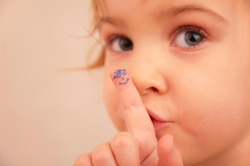 Chuparse el dedo