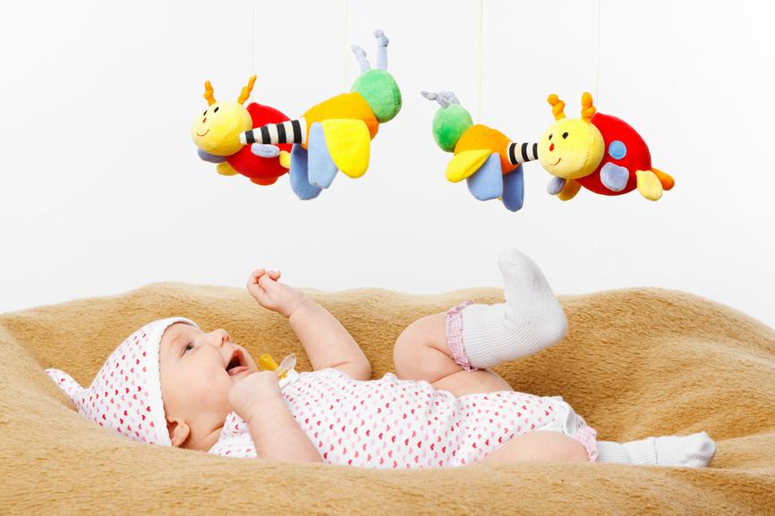 Juguete para bebé recién nacido