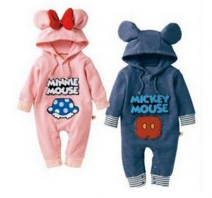 Ropa de bebé barata - Petito mickey and Minnie