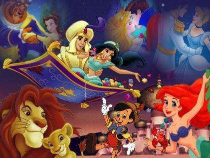 Listado de películas Disney