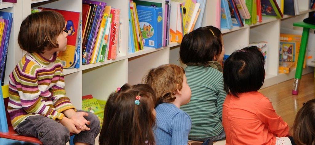 Librerías infantiles - Cuentacuentos