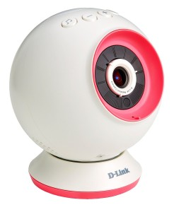 Vigilabebés con cámara baratos - D-Link