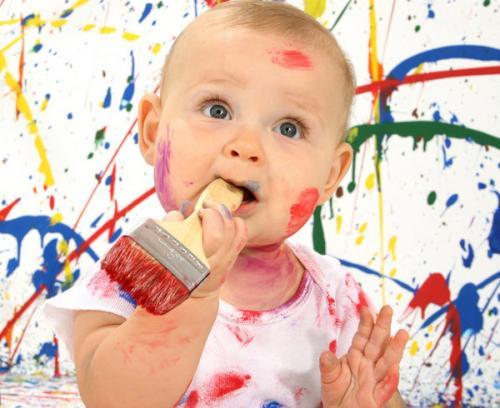 Hiperactividad en bebés menores de un año