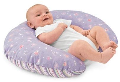 Cojín de lactancia de bebés