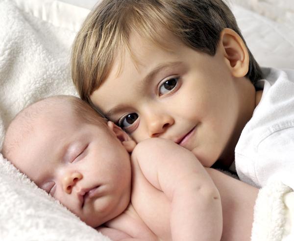 Ventajas de tener hermanos