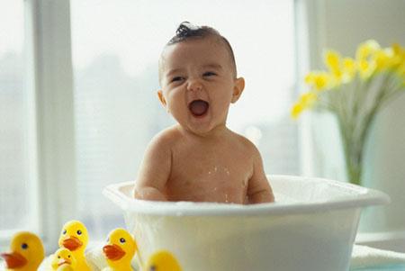Hiperactividad en bebés