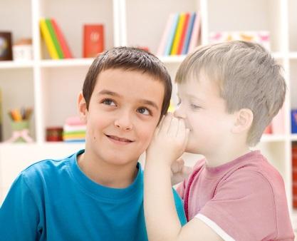 El amigo imaginario en los niños, cómo actuar