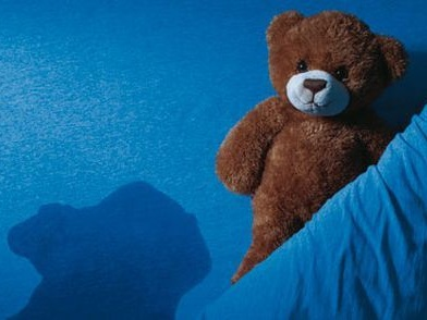 Mi hijo moja la cama