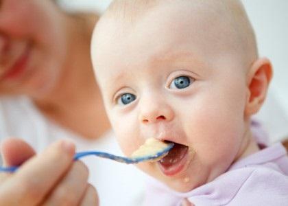 Alimentación saludable para bebés en verano