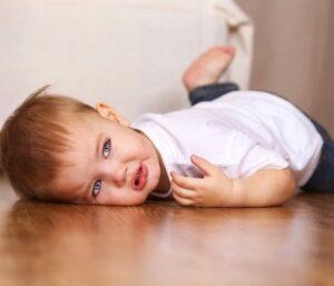 Cómo actuar ante las rabietas de los niños