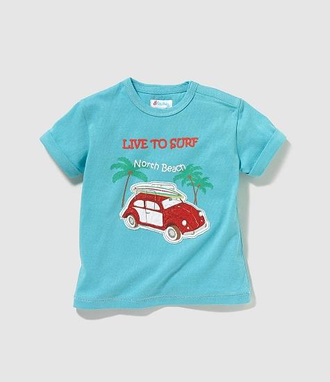 Camiseta verano niño