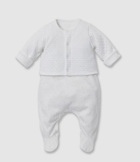 ropa de bebe recien nacido corte ingles