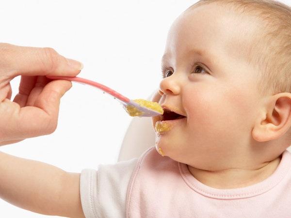 Dieta vegetariana para bebés; reglas básicas