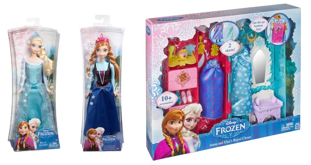 Juguetes de Frozen baratos