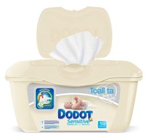 Regalos y muestras gratis de Dodot