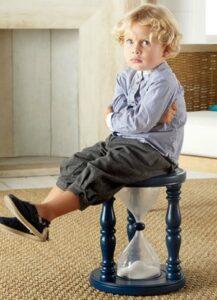 Cómo castigar a un niño sin pegarle