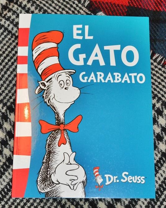 Libro El Gato Garabato de Dr. Seuss