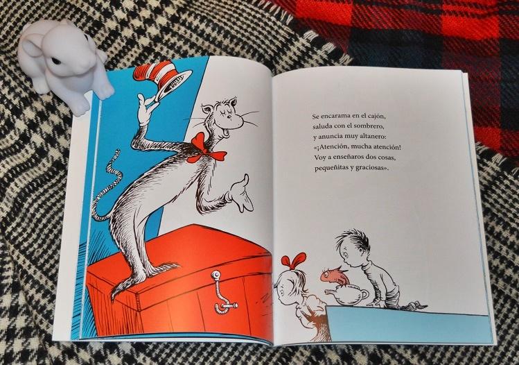 El Gato Garabato de Dr. Seuss