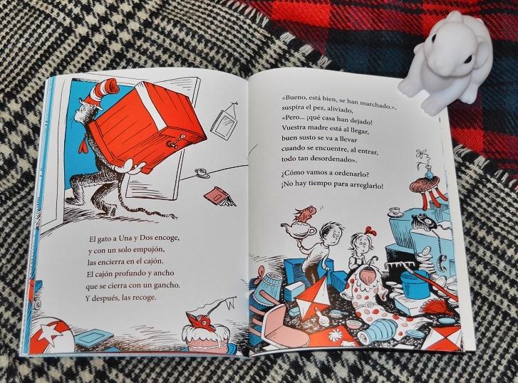 Libro infantil para primeros lectores