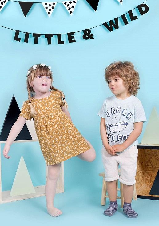 Vestidos y ropa para niños