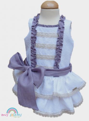 Vestidos para bebés de fiesta en Mis Soletes