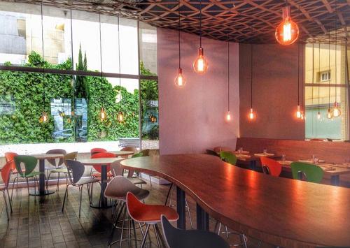 Restaurantes para comer con niños en Madrid - Bambubox