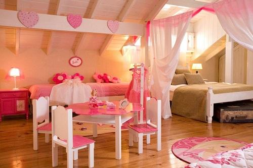 Hotel de las princesas