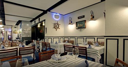 Restaurantes para comer con niños - La Lonja - Madrid