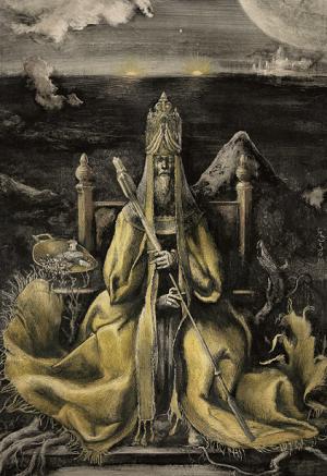 El rey de amarillo