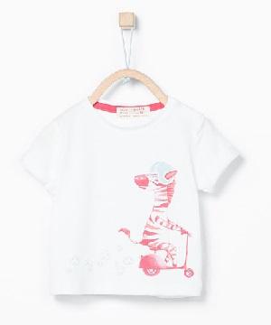 Camiseta recién nacido