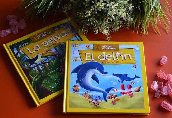 Libros para niños National Geographic