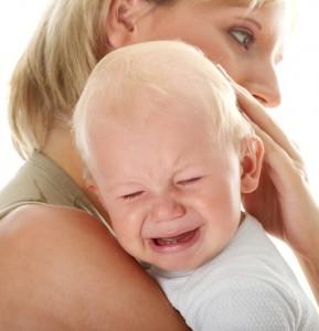 Rabietas en niños de 2-3 años