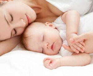 Recomendaciones para un colecho seguro con tu bebé