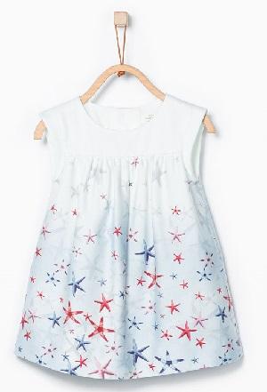 Vestido estrellas de mar