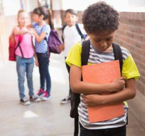 Detectar el acoso escolar en primaria