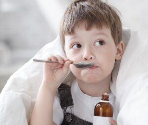 Dosis de Dalsy para niños