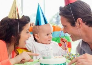 Ideas para celebrar el primer cumpleaños del bebé