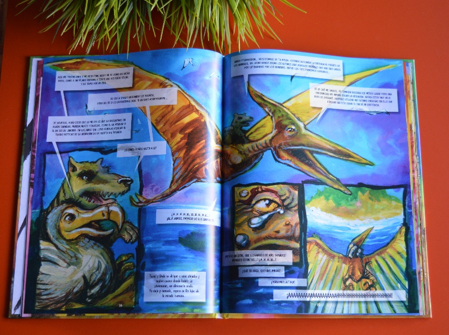 Libro infantil original