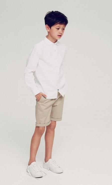 Catálogo de ropa para niños