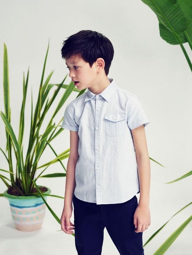 Catálogo de ropa para niños verano