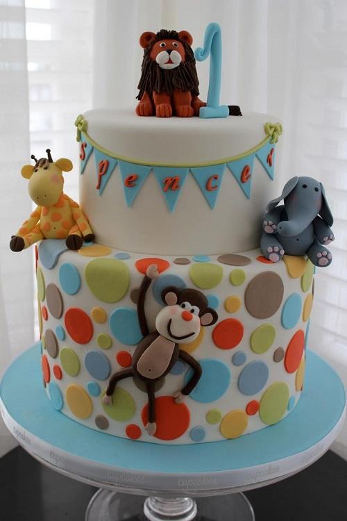 Tartas de cumpleaños para niños