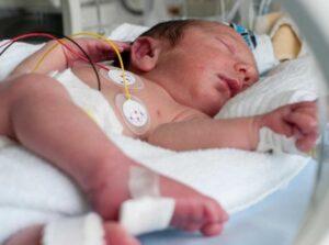 Bebés prematuros 6 meses