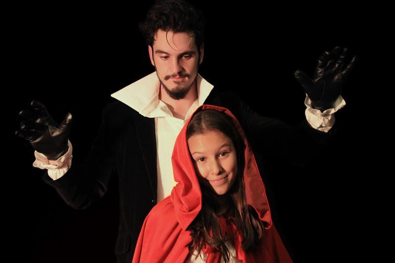 Musical de Caperucita en Madrid