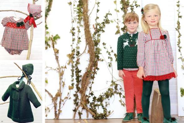 Catálogo infantil Foque especial navidad