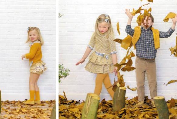 Catálogo infantil Foque otoño invierno