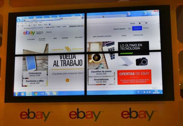Evento eBay madrid