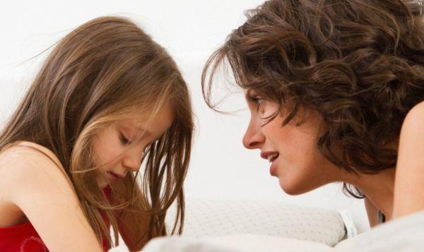 Hablar en positivo a los niños