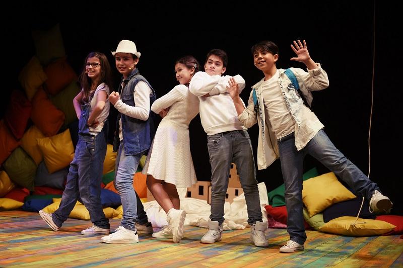 Musicales infantiles en Madrid