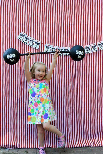 Ideas de photocall para niños